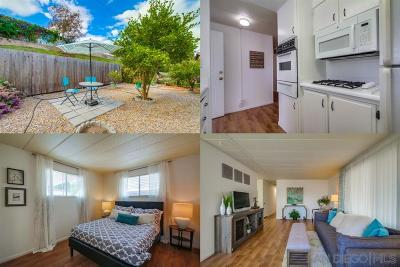 San Marcos Mobile/Manufactured For Sale: 1145 E Barham #129