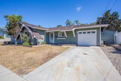 Oceanside Single Family Home For Sale: 122 Edgewood Dr