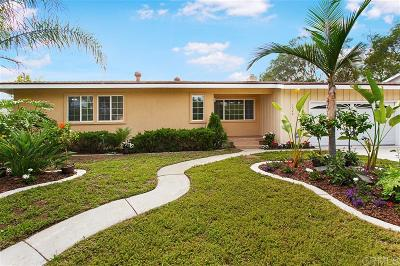 San Marcos Single Family Home For Sale: 1529 Palomarcos Ave