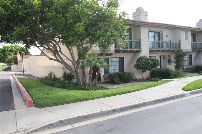 Carlsbad Townhouse For Sale: 912 Hawthorne Ave
