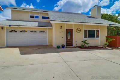 Single Family Home For Sale: 2275 Peppermint Ln