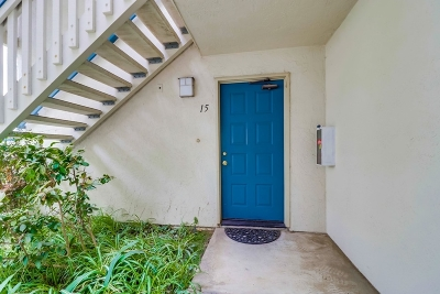 San Diego Attached For Sale: 2204 River Run Dr #15
