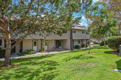 Poway Townhouse For Sale: 14250 Anabelle Dr