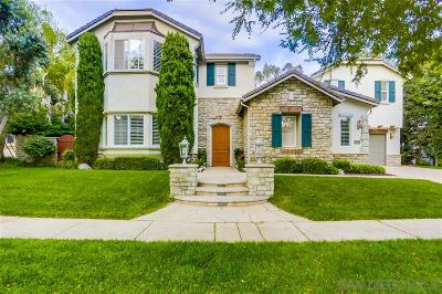 Encinitas Single Family Home For Sale: 647 Lynwood Drive