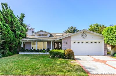 Carlsbad Single Family Home For Sale: 1705 Tamarack Ave