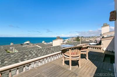 Solana Beach Attached For Sale: 591 S S Sierra Ave #46