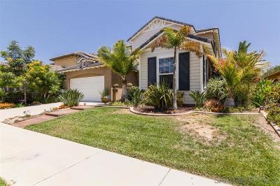 Single Family Home For Sale: 2853 Oro Blanco Cir