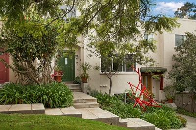 San Diego Townhouse For Sale: 24th Street