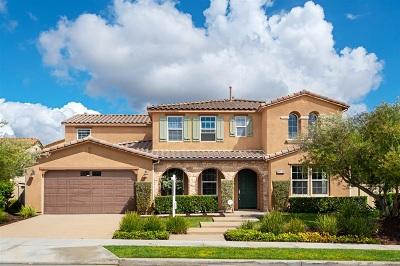 Single Family Home For Sale: 17713 Hunters Ridge Rd