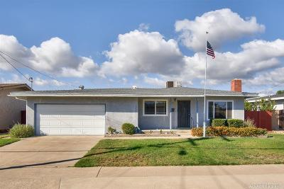 Single Family Home For Sale: 1674 Larwood Rd