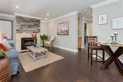 San Diego Attached For Sale: 3773 1st Ave #3