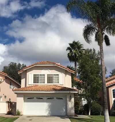Oceanside Single Family Home For Sale: 3264 San Helena Dr.