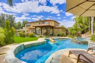 Encinitas CA Single Family Home For Sale: $2,199,000