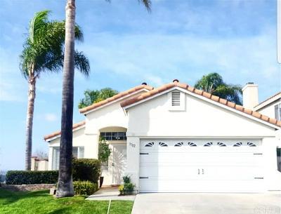 Oceanside Single Family Home For Sale: 3702 Via Las Villas