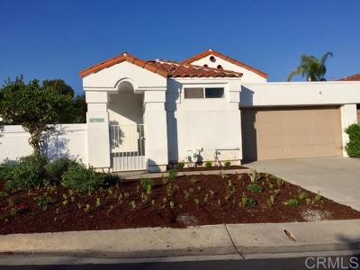 Oceanside Attached For Sale: 4702 Majorca Way