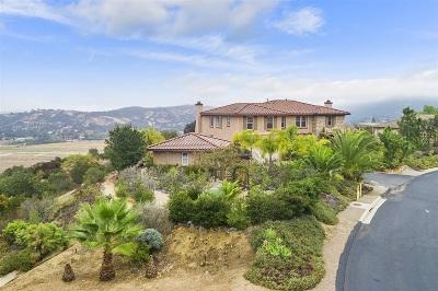 Valley Center Single Family Home For Sale: 13284 Jacaranda Blossom Dr