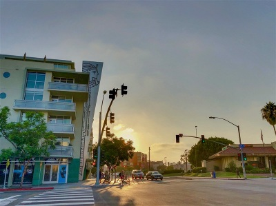 San Diego Attached For Sale: 3812 Park Blvd #103