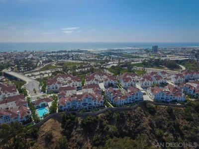 Oceanside Townhouse For Sale: 775 Harbor Cliff Way #155