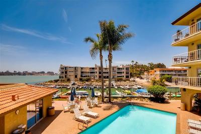 Carlsbad Attached For Sale: 4747 Marina Drive #11