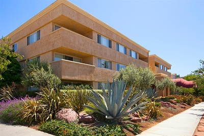 La Jolla Rental For Rent: 7635 Eads Ave #201