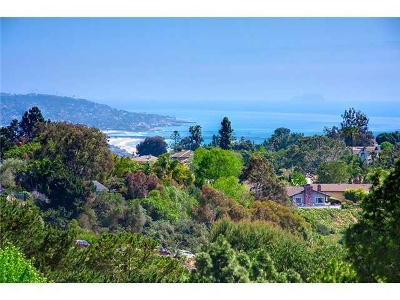 La Jolla CA Single Family Home For Sale: $1,945,000