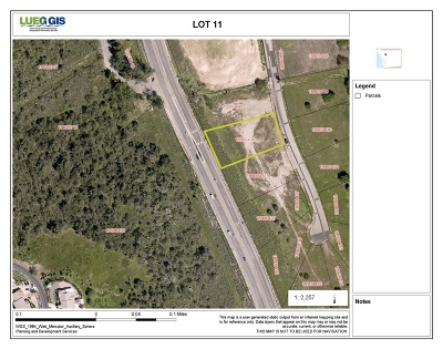 Valley Center Residential Lots & Land For Sale: Woods Valley Ct #Lot # 11
