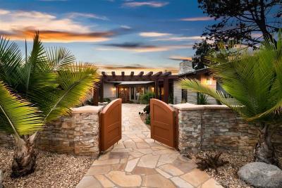Solana Beach Single Family Home For Sale: 725 Seabright Lane