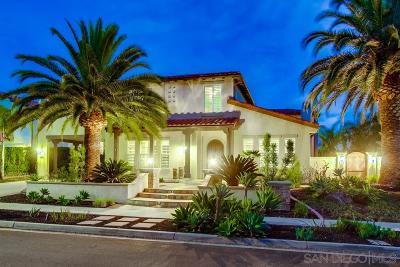 Single Family Home For Sale: 15553 Via La Ventana