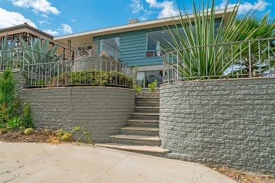 Point Loma Rental For Rent: 1330 Plum Street