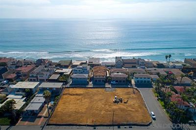 Oceanside Residential Lots & Land For Sale: 1909 S Myers St #LOTS A,