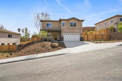 Single Family Home For Sale: 8511 Ildica St