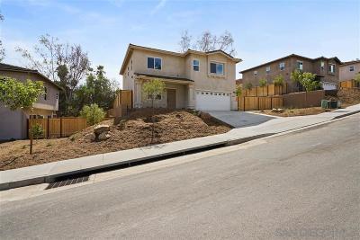 Single Family Home For Sale: 8521 Ildica St