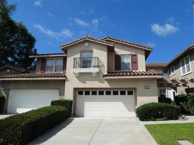 Carlsbad Townhouse For Sale: 6815 Sand Aster Drive
