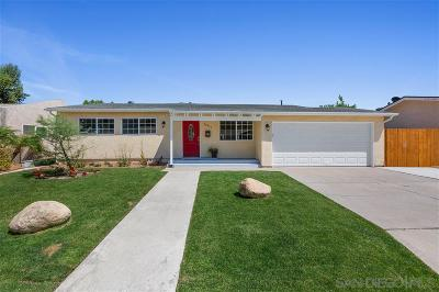 Single Family Home For Sale: 13511 Mountainside Dr.