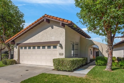 Single Family Home For Sale: 17624 Plaza Arica