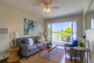 Attached For Sale: 4623 Santa Monica Avenue