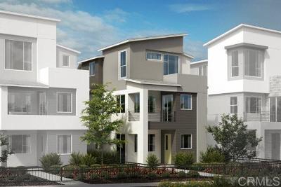 Chula Vista Single Family Home For Sale: 1851 Vesta Dr