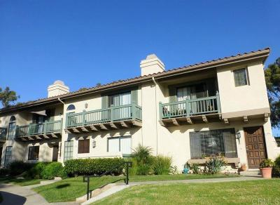 Carlsbad Townhouse For Sale: 6864 Briarwood D