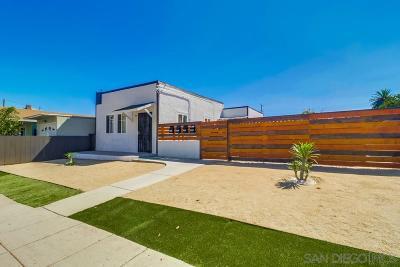 Stockton Multi Family 2-4 For Sale: 2853 K Street