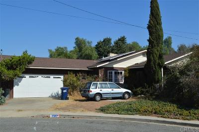 Chula Vista Single Family Home For Sale: 355 Corte Maria Ave