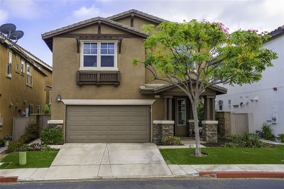 Santee Single Family Home For Sale: 10059 Day Creek Trl
