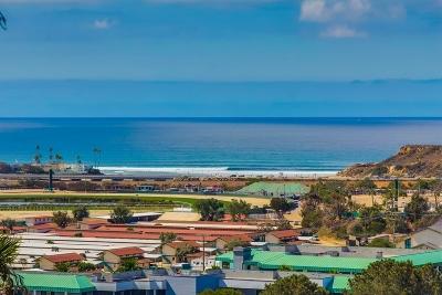 Solana Beach Residential Lots & Land For Sale: Lot 3 Via De La Valle #3