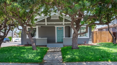 North Park Single Family Home For Sale: 3045 29th St