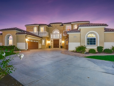 Single Family Home For Sale: 11647 Punta Dulcina