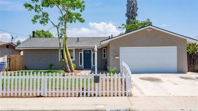 Single Family Home For Sale: 13133 Leaila Ln