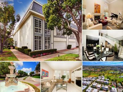 Carlsbad Townhouse For Sale: 7403 Via De Fortuna