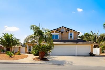 Oceanside Single Family Home For Sale: 5303 Rio Plata Dr