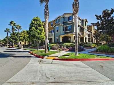 Chula Vista Townhouse For Sale: 1812 Lime Court #4
