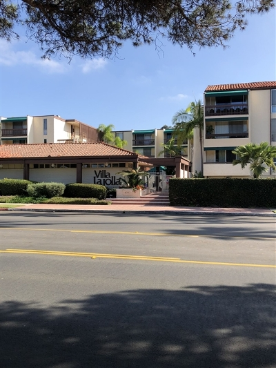 Attached For Sale: 6333 La Jolla Blvd #178
