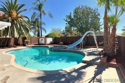 Murrieta Single Family Home For Sale: 40030 Calle Yorba Vista